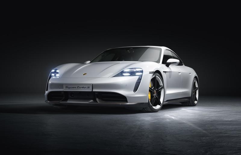 Porsche Just One-Upped Tesla's Cheetah Mode With the Taycan's Launch Control