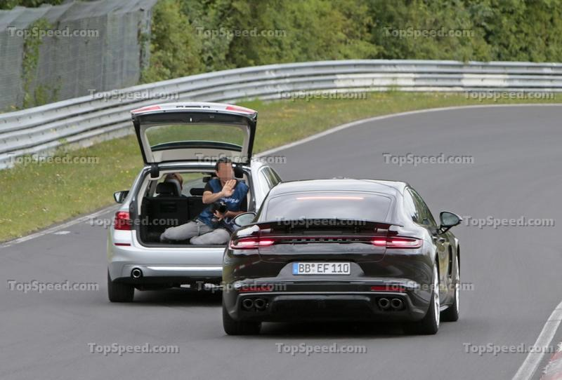 Porsche Panamera Turbo Laps the Nurburgring in 7.29.81, But It's Not The Fastest Sedan