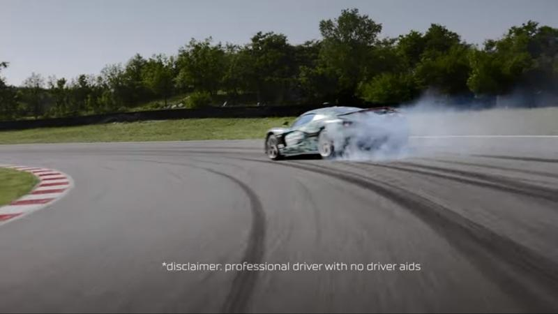 Rimac Wants You To Know That the C Two Hypercar is More Than Capable of Drifting