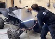 Someone Built Their Own Tesla Cyberquad, and It's Awesome - image 930471