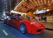 Someone is Selling a 2003 Ferrari 360 Limo And We Can Almost Smell the Lawsuit - image 926960