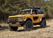 Tuners Beware: Ford Has Digital Walls to Prevent People from Altering the Bronco's Computer - image 928963