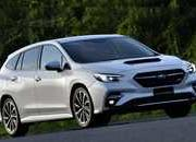 Thanks to the 2021 Subaru Levorg Wagon, We Know What the New WRX Will Look Like - image 930059