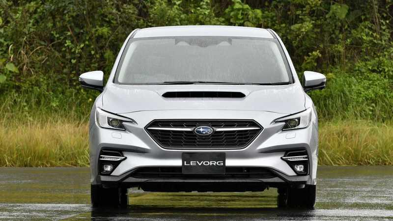 Thanks to the 2021 Subaru Levorg Wagon, We Know What the New WRX Will Look Like Exterior - image 930099