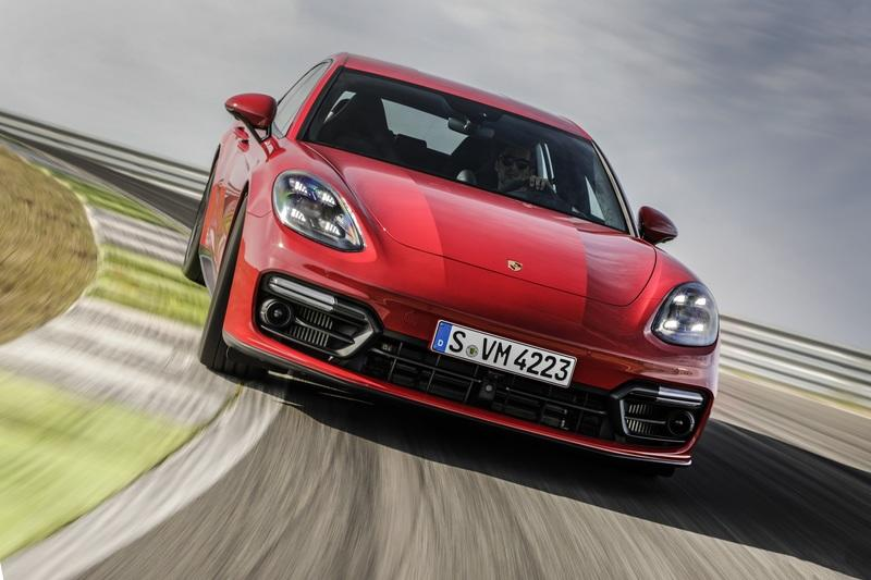 Porsche Just Gave the 2021 Panamera An Update Worthy of Praise Exterior - image 930738