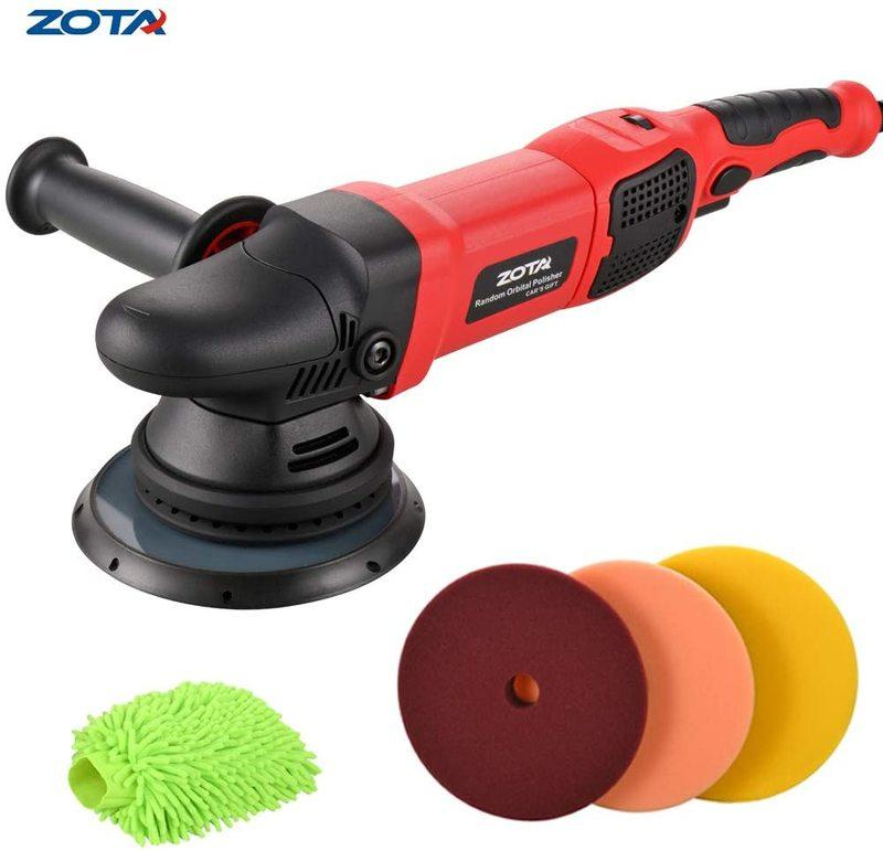 The Best Car Buffers and Polishers - Review and Buying Guide - image 927982