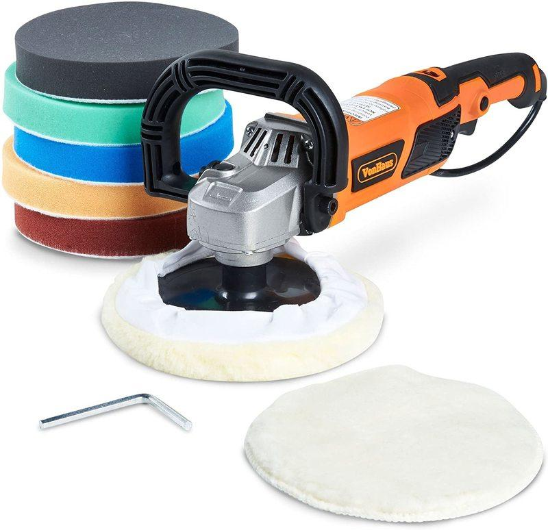The Best Car Buffers and Polishers - Review and Buying Guide - image 927998