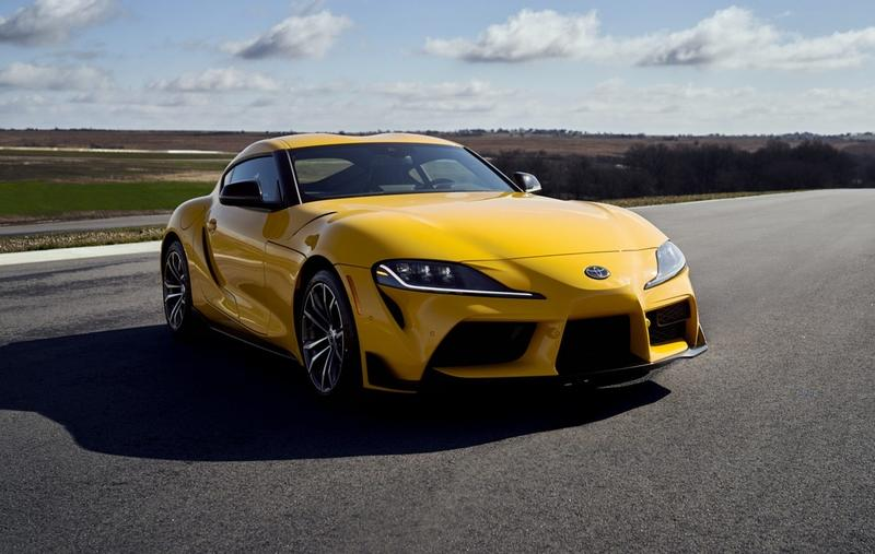 The Four-Cylinder 2021 Toyota Supra Is As good As Expected