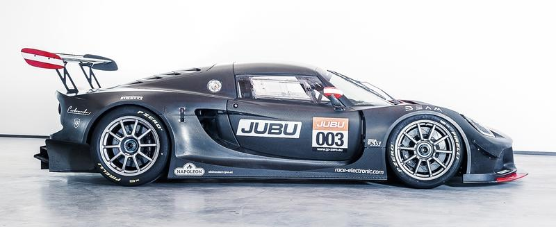 The JP Zero GT2 Is The Most Exciting Lotus That Isn't A Lotus Exterior - image 930629