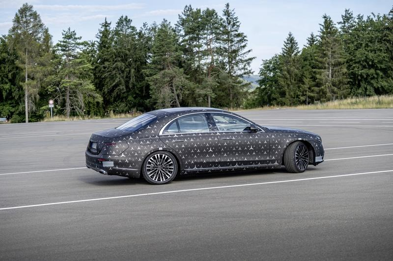 The Mercedes-AMG S63 Is About to Creep Into Supercar Territory