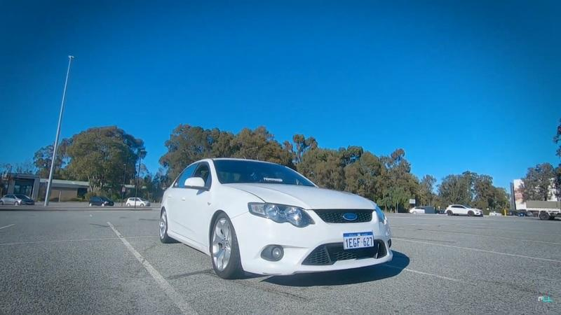 This 600-Horsepower Ford Falcon XR6 Comes From Sleeperville
