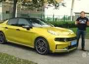 This Is Probably Your First Good Look at the Lynk & Co 03+ Performance Sedan - image 928298