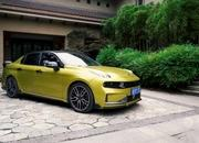 This Is Probably Your First Good Look at the Lynk & Co 03+ Performance Sedan - image 928297