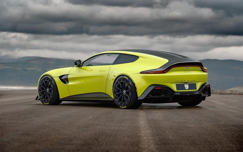 Could This Aston Martin Vantage Shooting Brake Solve the Company's Financial Problems?