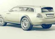 This Rendering Could Preview That Weird, Rolls-Royce Shooting Brake - image 931194