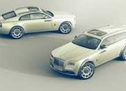 This Rendering Could Preview That Weird, Rolls-Royce Shooting Brake - image 931199