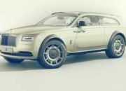 This Rendering Could Preview That Weird, Rolls-Royce Shooting Brake - image 931192