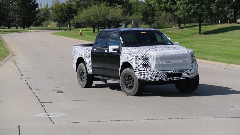 This Shelby-Powered F-150 Raptor Might Fire Back At the Ram 1500 TRX