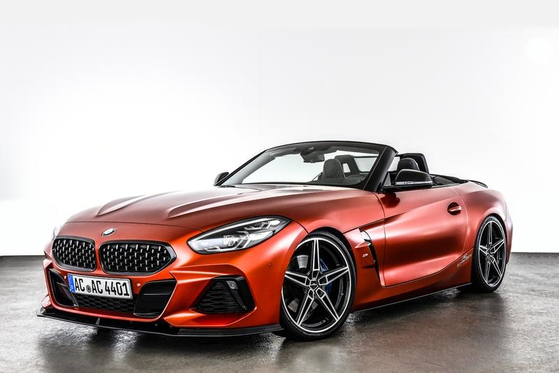 This Video Is Probably The Best Way To Explain Why AC Schnitzer Should Tune Your BMW Z4