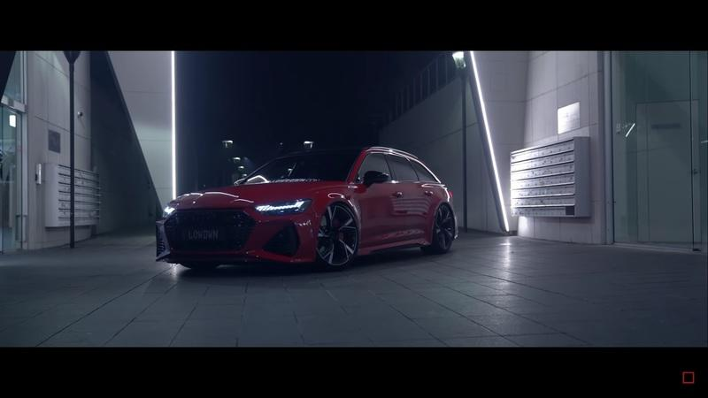 This Video of the Audi RS6 Is Better Than Anything Audi's Marketing Division Has Ever Done