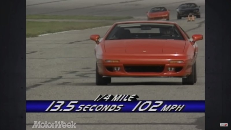 Throwback: 1994 Lotus Esprit S4 Video Review - image 931324