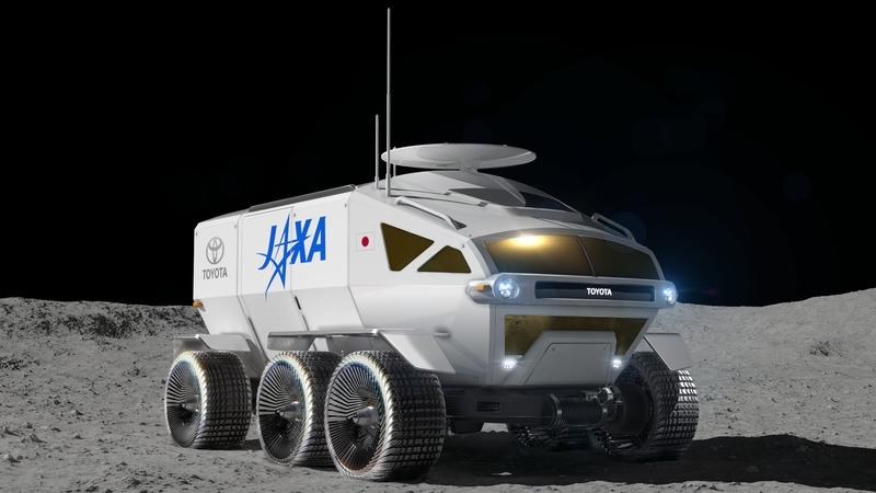 Toyota's Name For Its New Moon-Ready Off-Roader Is Far From Surprising