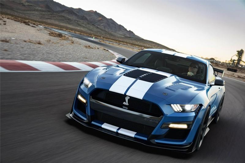 Want More Power and Better Handling? Try the Mustang Shelby GT350SE or GT500SE
