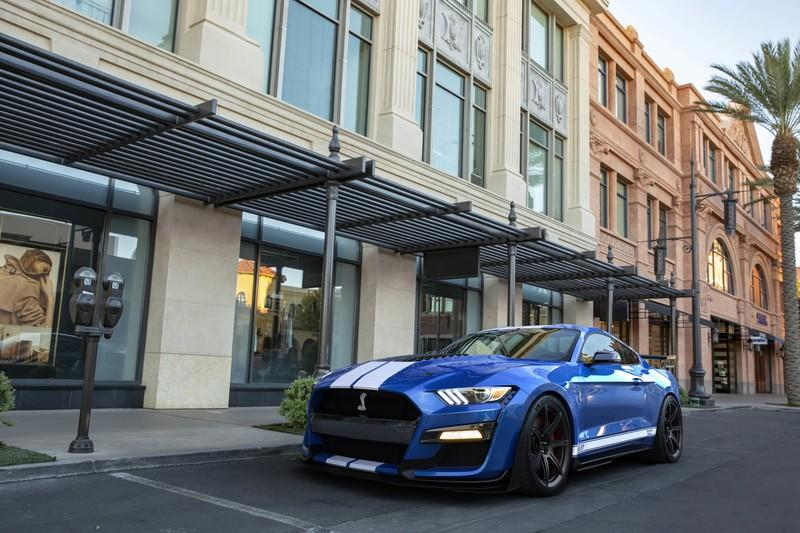 Want More Power and Better Handling? Try the Mustang Shelby GT350SE or GT500SE Exterior - image 926115