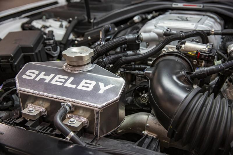 Want More Power and Better Handling? Try the Mustang Shelby GT350SE or GT500SE Drivetrain - image 926117