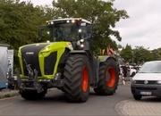 Watch a 500-horsepower Tractor Set A Lap Record at the Nurburgring - image 931626