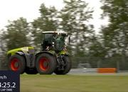 Watch a 500-horsepower Tractor Set A Lap Record at the Nurburgring - image 931628