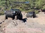 Watch How Well The 2021 Ford Bronco Handles Rock-Crawling - image 927267