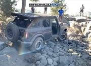 Watch How Well The 2021 Ford Bronco Handles Rock-Crawling - image 927266