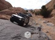 Watch The 2021 Ford Bronco Conquer The Hell's Revenge Trail In Moab - image 928633