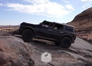 Watch The 2021 Ford Bronco Conquer The Hell's Revenge Trail In Moab - image 928634