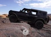 Watch The 2021 Ford Bronco Conquer The Hell's Revenge Trail In Moab - image 928635