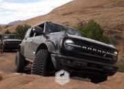 Watch The 2021 Ford Bronco Conquer The Hell's Revenge Trail In Moab - image 928637