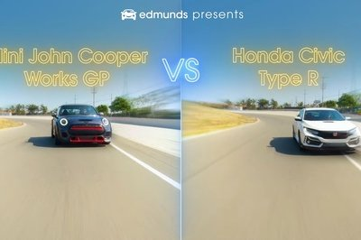 Weird Comparison: Honda Civic Type R vs Mini John Cooper Works GP