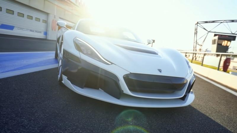 When You Buy A Rimac C Two, You Smile A Lot - image 931296