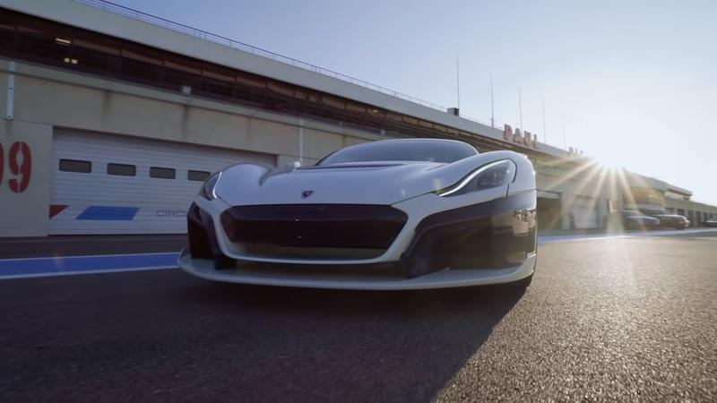When You Buy A Rimac C Two, You Smile A Lot - image 931294