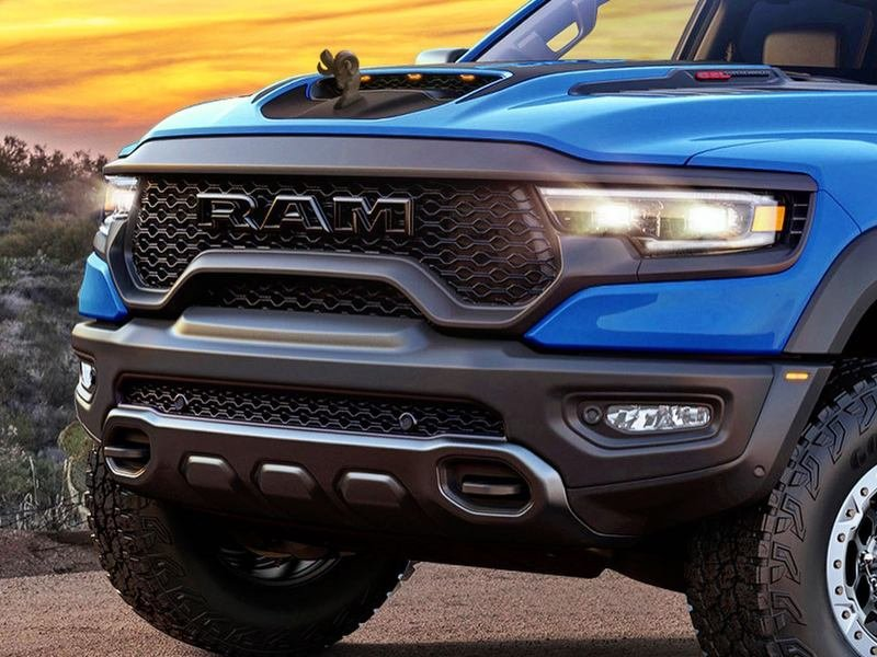 Yet Another Ramcharger TRX Rendering Screams For Production