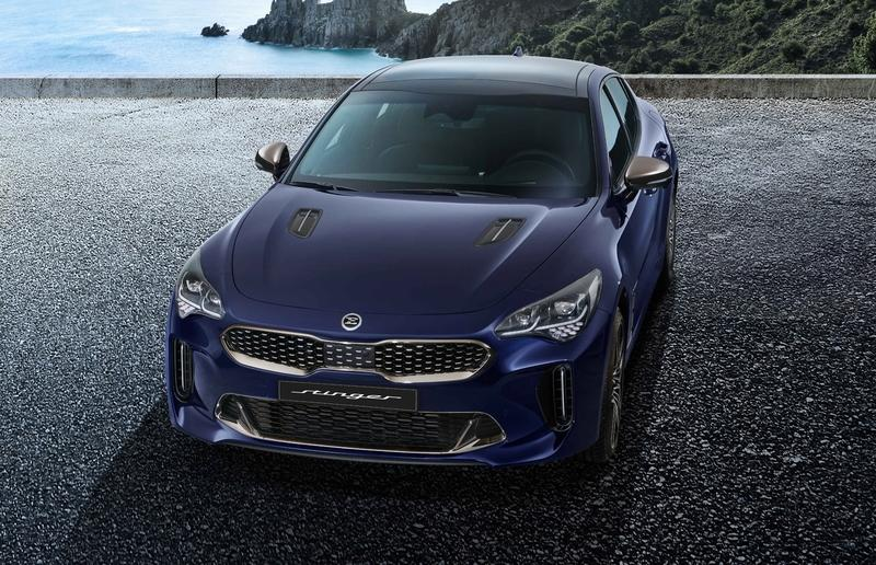 You're Going to Like the New Mid-Range Four-Cylinder In the 2021 Kia Stinger