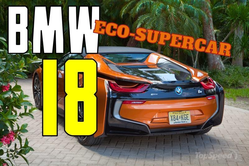 2019 BMW i8 Roadster Driven - image 934343