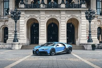 The Bugatti Chiron Pur Sport Is Better On The Road Than You'd Expect