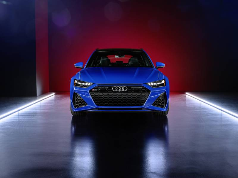 2021 Audi RS6 Avant RS Tribute Edition Exterior - image 932358