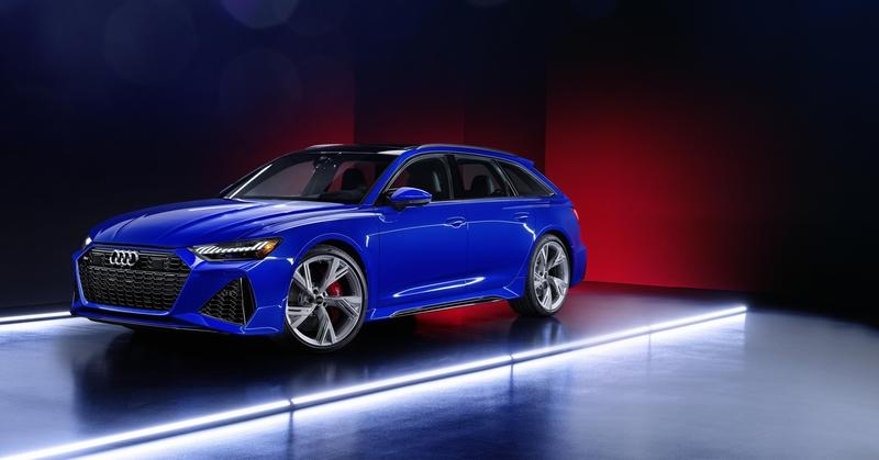 2021 Audi RS6 Avant RS Tribute Edition