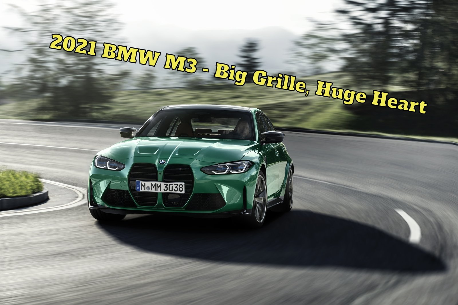 2021 Bmw M3 Review Specs And Photo Gallery Updated