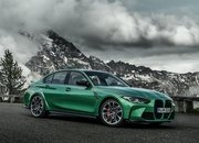 2021 BMW M3 Competition - image 935340