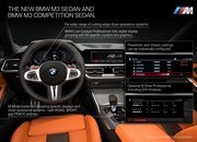 The BMW M3 and M4's Drift Analyzer Is The Coolest Useless Feature We've Ever Seen - image 935324