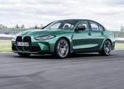 2021 BMW M3 Competition - image 935357